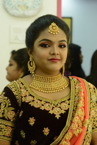 Wedding makeup artist in Chennai