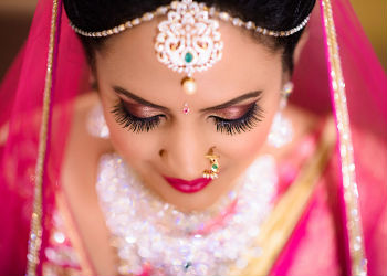 Bridal Makeup courses in Chennai by Bloom Academy